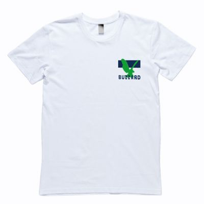 I OH YOU x Green Buzzard White Tee