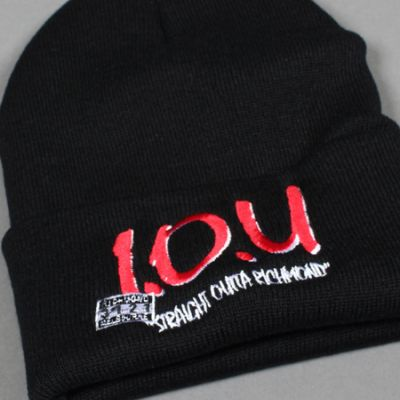 Straight Outta Richmond Beanie